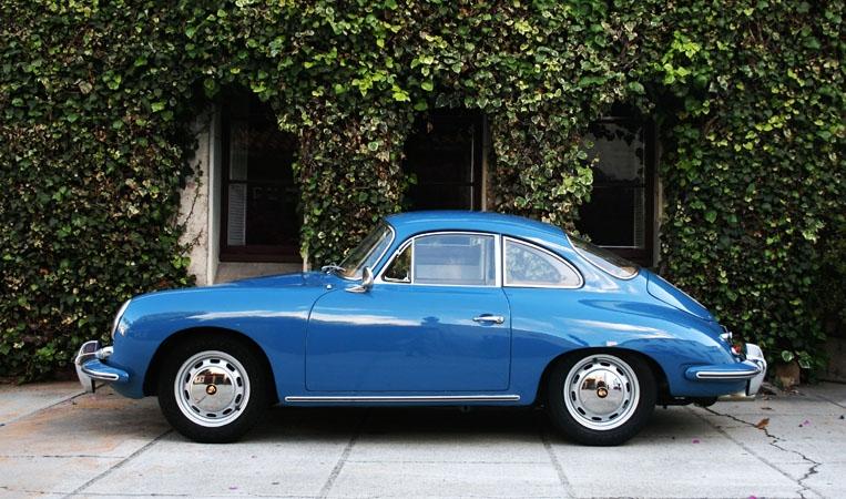 Porsche 356 - 1964 - Coupe