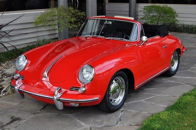 Porsche 356 - 1965 - Cabriolet