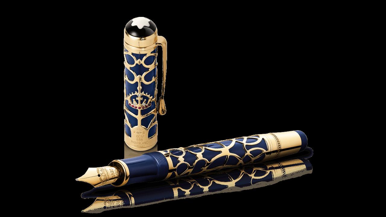 Montblanc - Prince Regent - 888 - Fountain Pen