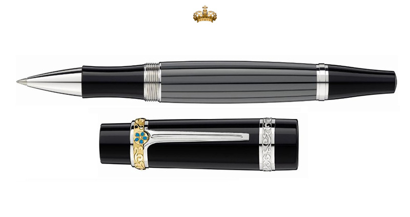 Montblanc - Honore de Balzac - Limited - Rollerball