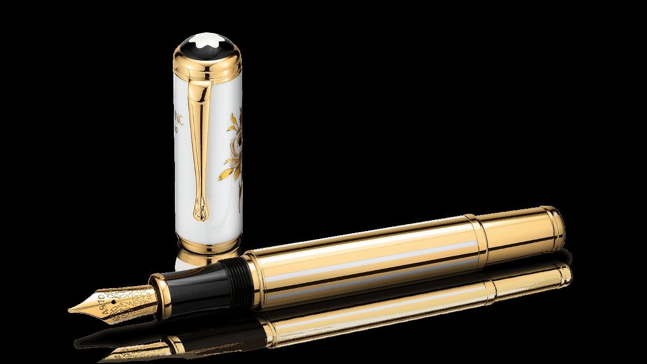 Montblanc - Marquise de Pompadour - 4810 - Fountain Pen