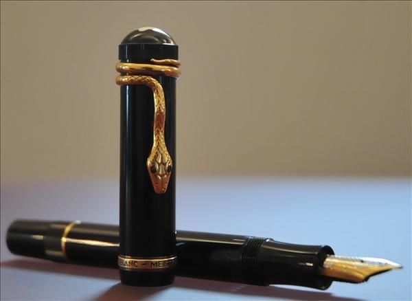 Montblanc - Agatha Christie - 4810 - Fountain Pen