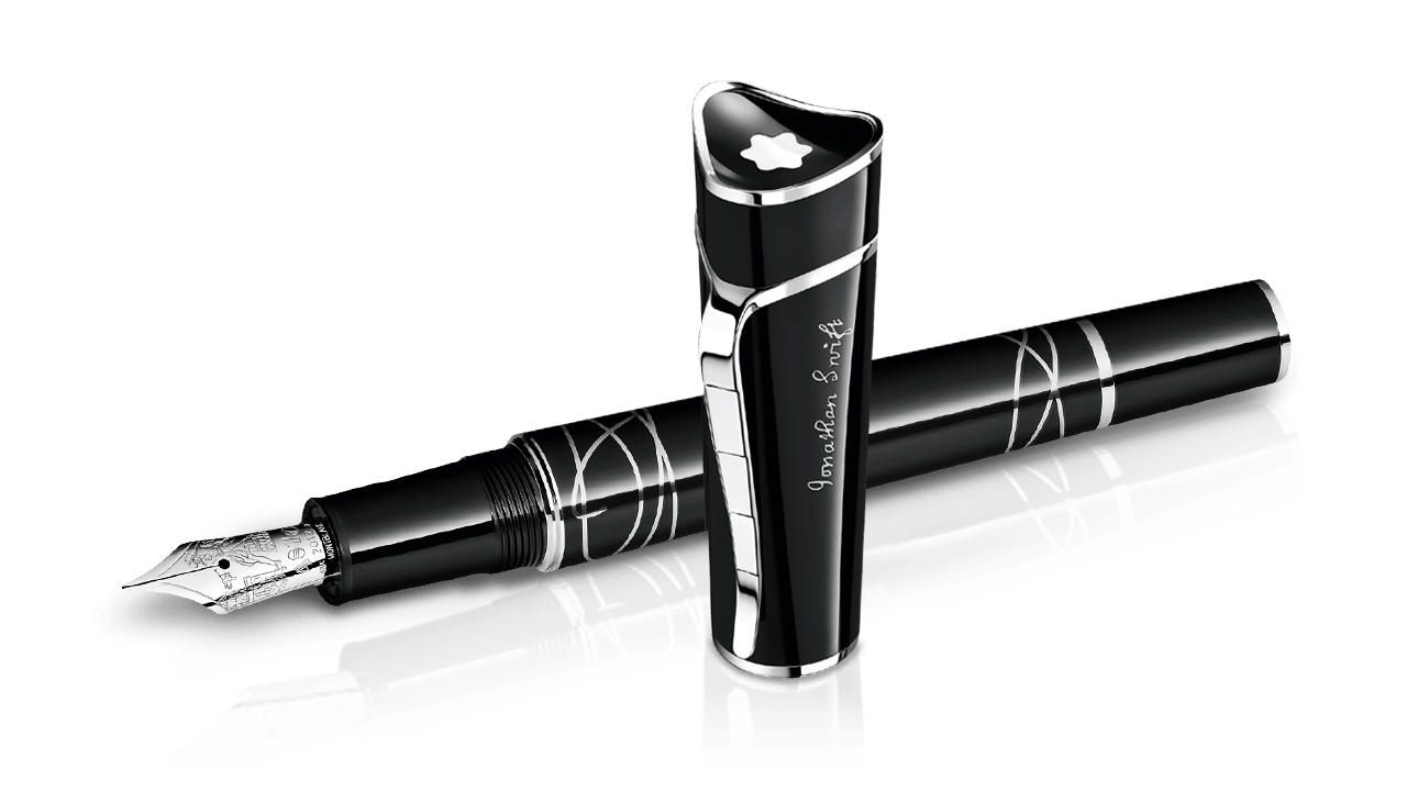 Montblanc - Jonathan Swift - Limited - Fountain Pen