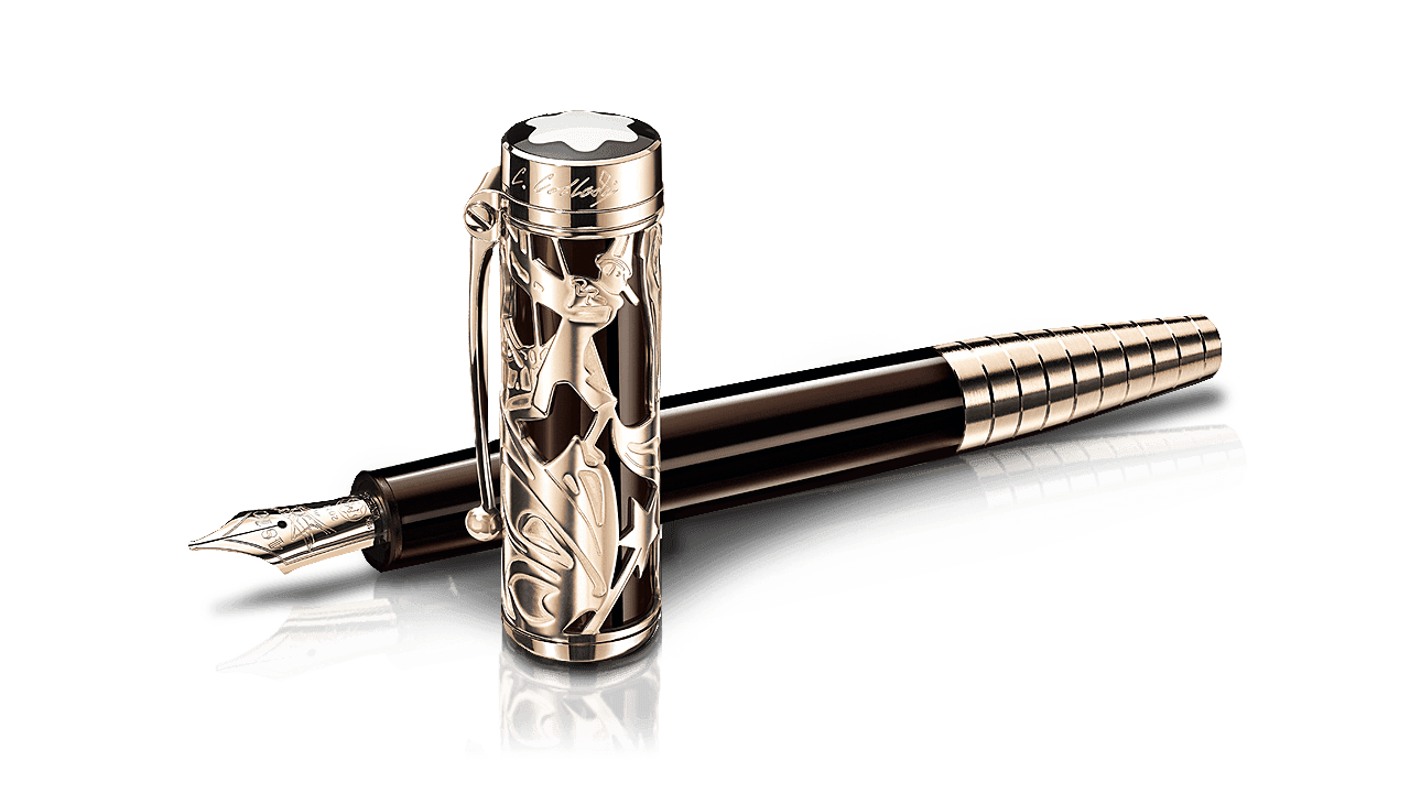 Montblanc - Carlo Collodi - Limited - Fountain Pen