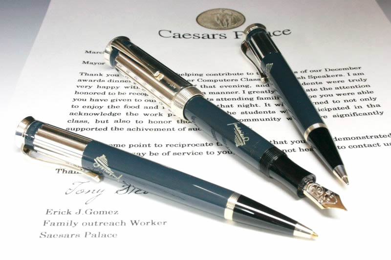 Montblanc - Charles Dickens - Limited - Ballpoint
