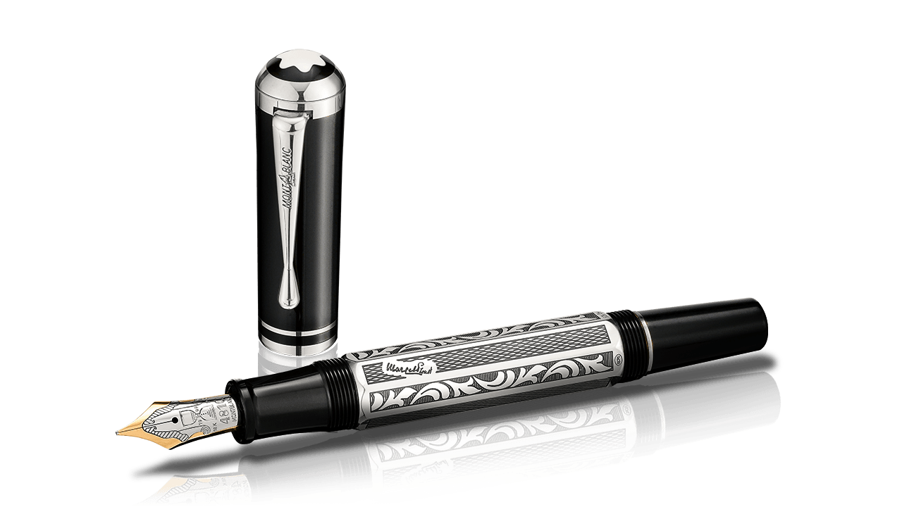 Montblanc - Marcel Proust - Limited - Fountain Pen