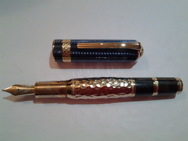 Montblanc - Leo Tolstoy - Limited - Fountain Pen