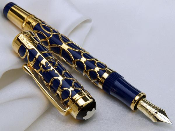 Montblanc - Prince Regent - 4810 - Fountain Pen