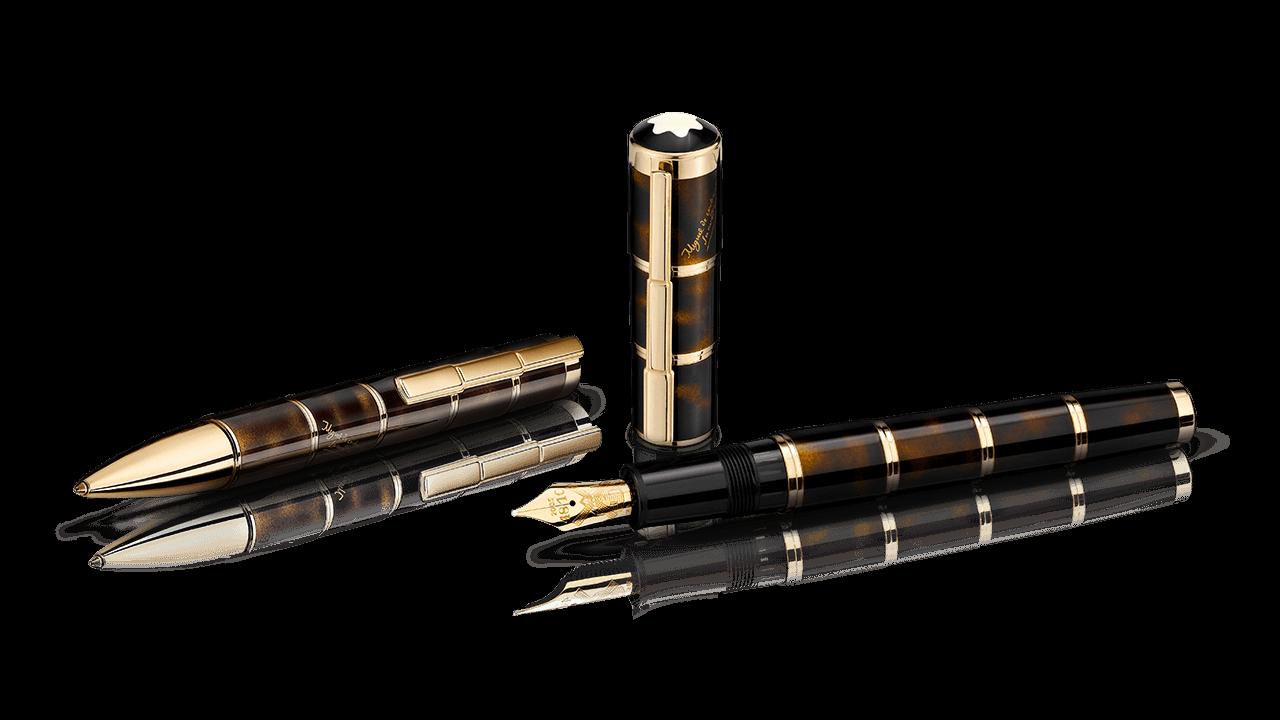 Montblanc - Cervantes - Limited - Fountain Pen