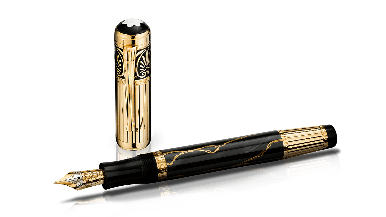 Montblanc - Alexander the Great - 4810 - Fountain Pen