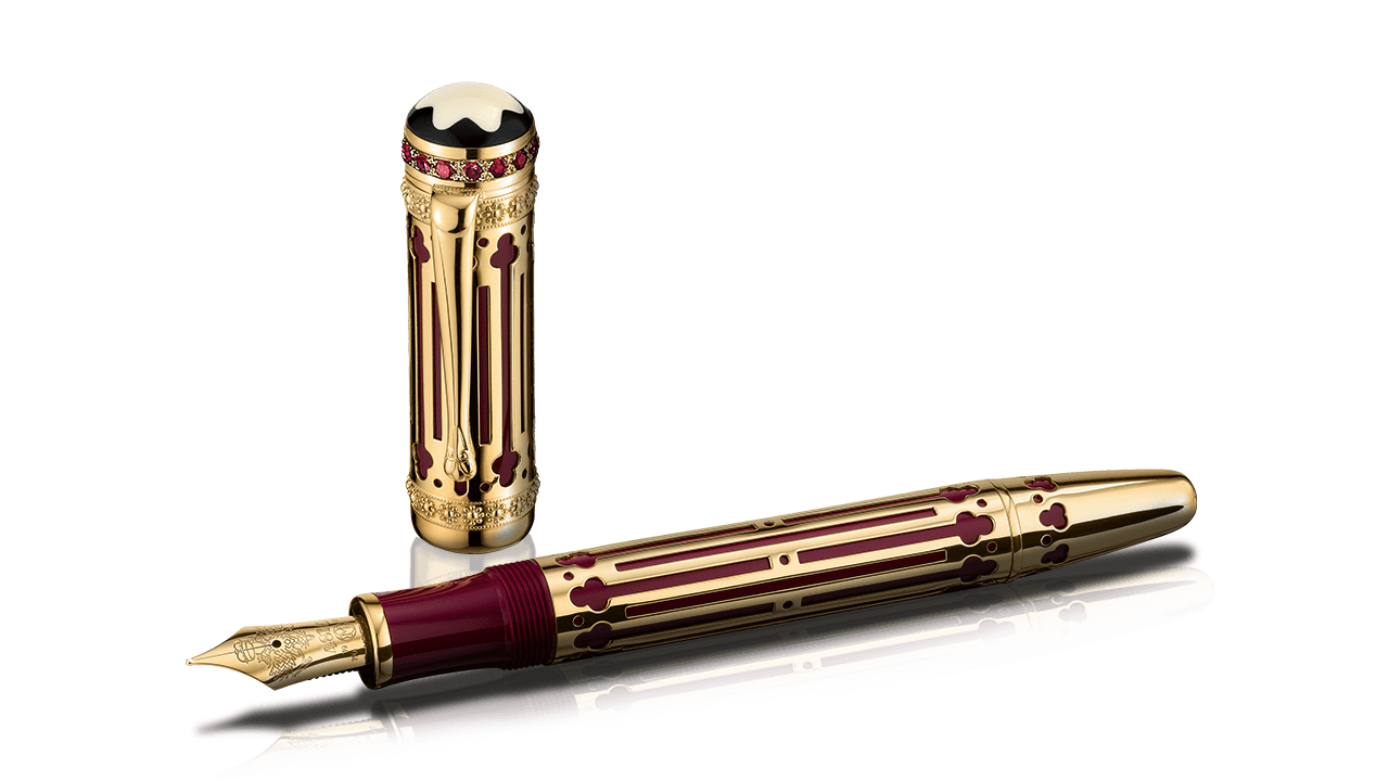 Montblanc - Catherine the Great - 4810 - Fountain Pen