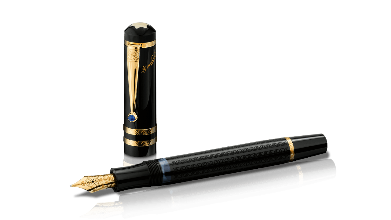 Montblanc - Fyodor M. Dostoevski - Limited - Fountain Pen