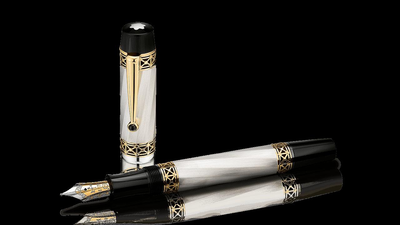 Montblanc - Karl der Grosse - 4810 - Fountain Pen