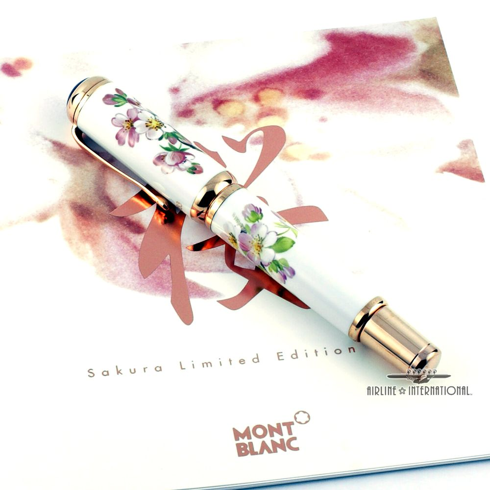 Montblanc - Sakura - Limited - Fountain Pen