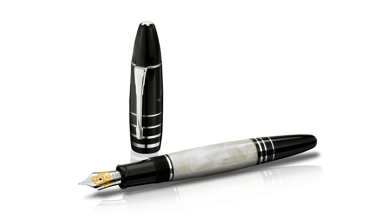 Montblanc - F. Scott Fitzgerald - Limited - Fountain Pen