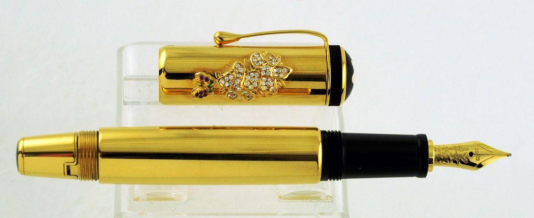 Montblanc - Sakura - Limited - Fountain Pen