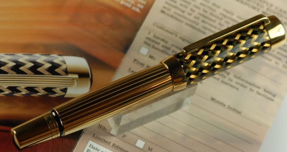 Montblanc - J.P. Morgan - 888 - Fountain Pen