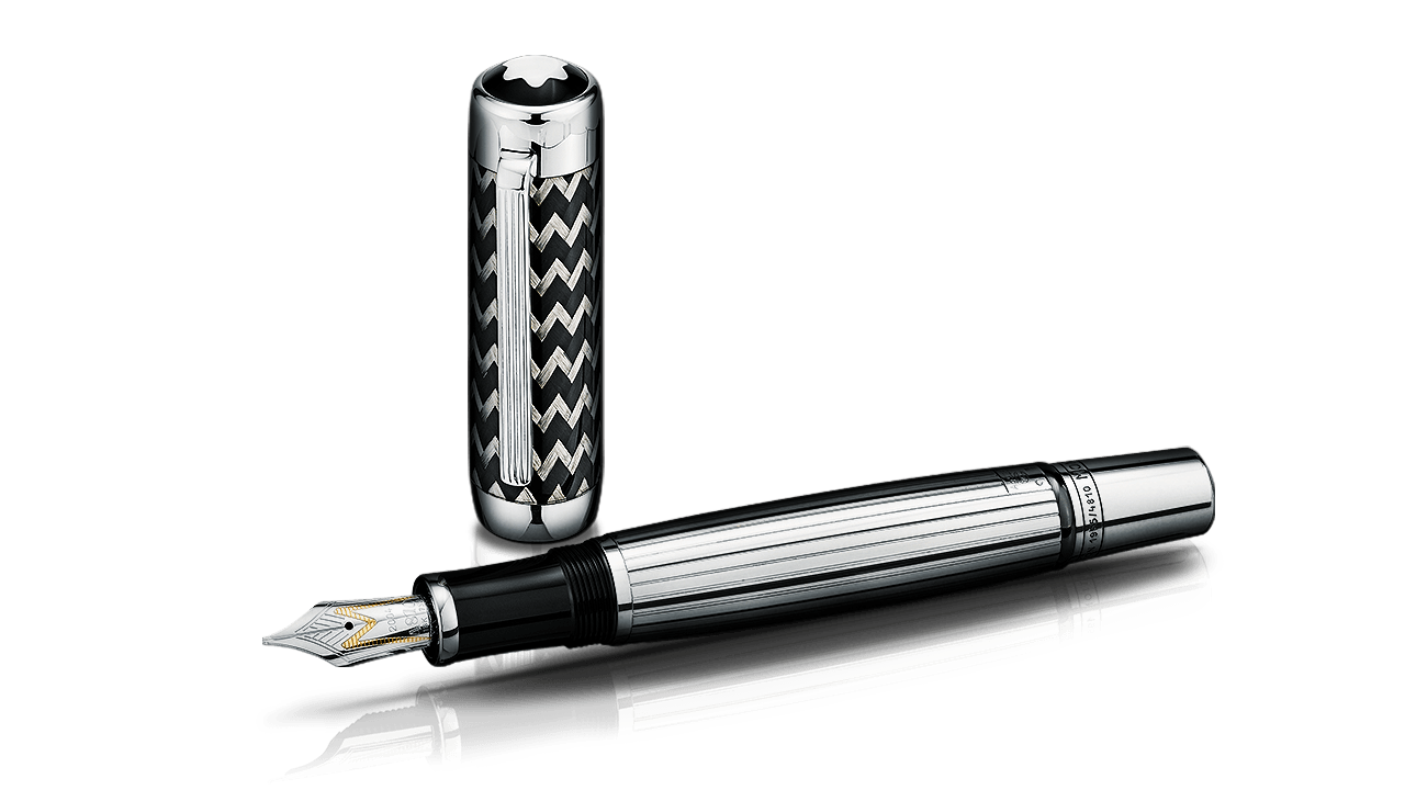 Montblanc - J.P. Morgan - 4810 - Fountain Pen