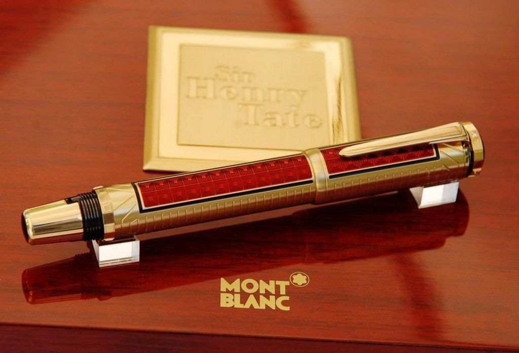 Montblanc - Sir Henry Tate - 888 - Fountain Pen