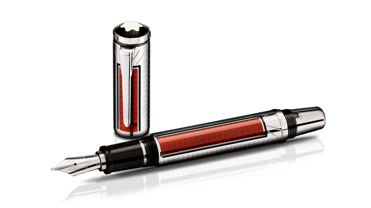 Montblanc - Sir Henry Tate - 4810 - Fountain Pen