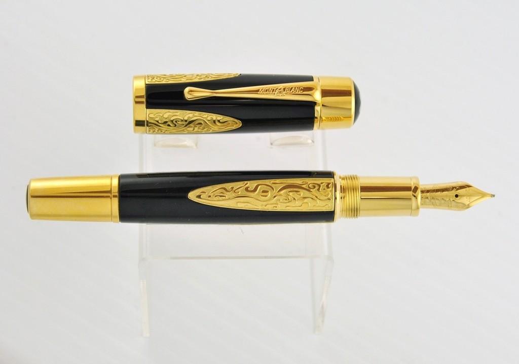 Montblanc - Alexander Von Humboldt - 888 - Fountain Pen