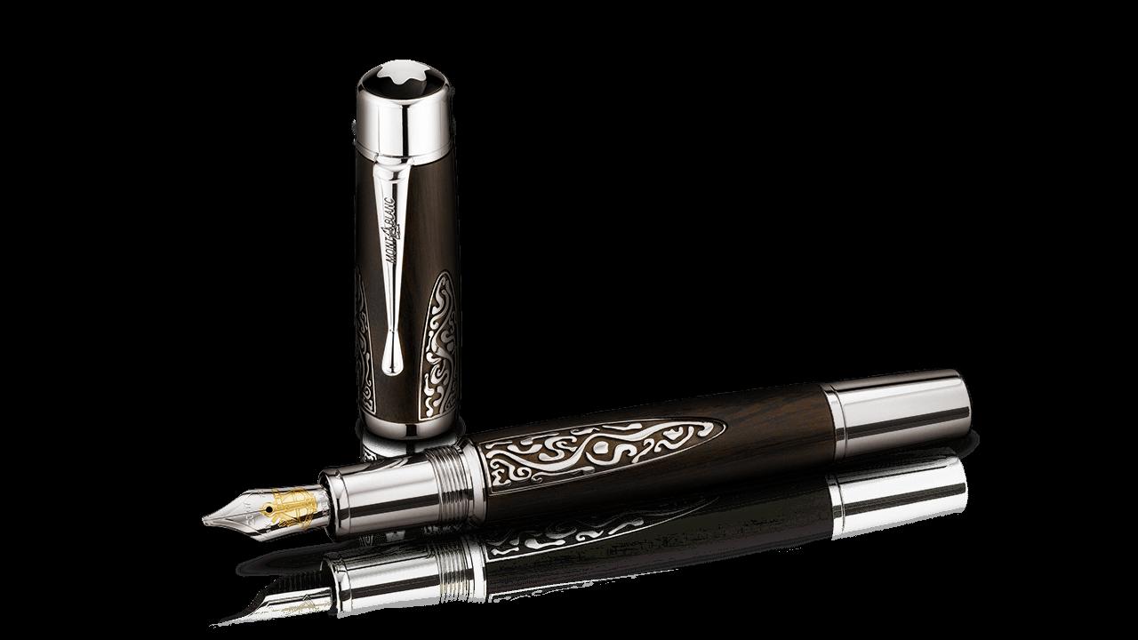 Montblanc - Alexander Von Humboldt - 4810 - Fountain Pen
