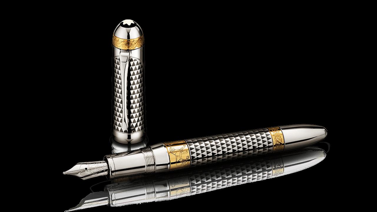 Montblanc - Max Von Oppenheim - 4810 - Fountain Pen