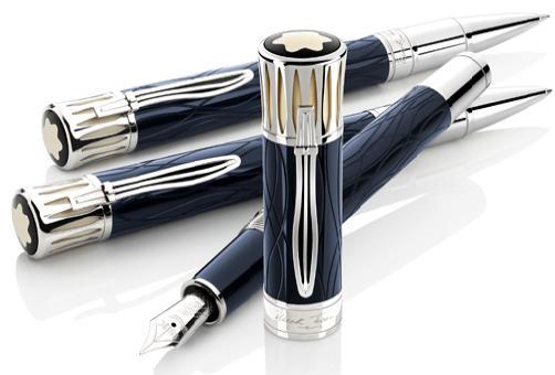 Montblanc - Mark Twain - Limited - Fountain Pen