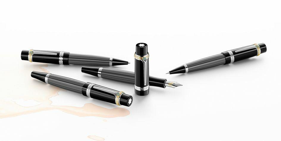 Montblanc - Honore de Balzac - Limited - Pencil