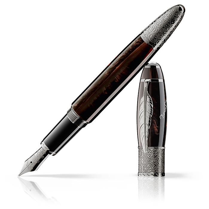 Montblanc - Daniel Defoe - Limited - Fountain Pen