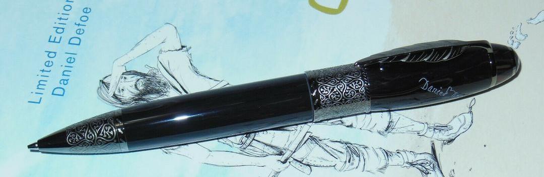 Montblanc - Daniel Defoe - Limited - Pencil