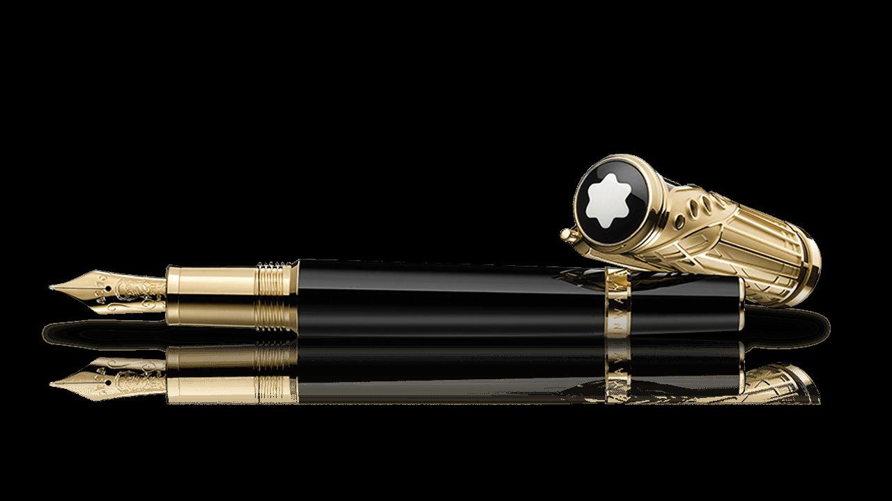 Montblanc - Henry E. Steinway - 4810 - Fountain Pen