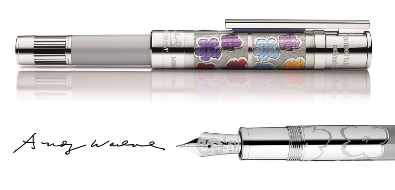 Montblanc - Andy Warhol - Limited - Fountain Pen