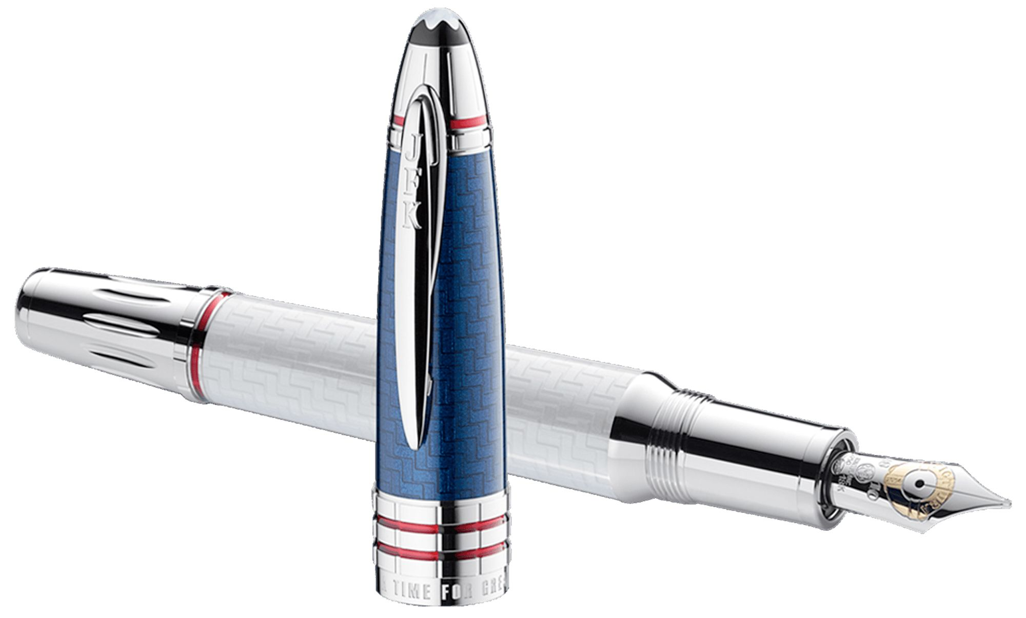 Montblanc - John F. Kennedy - Limited - Fountain Pen