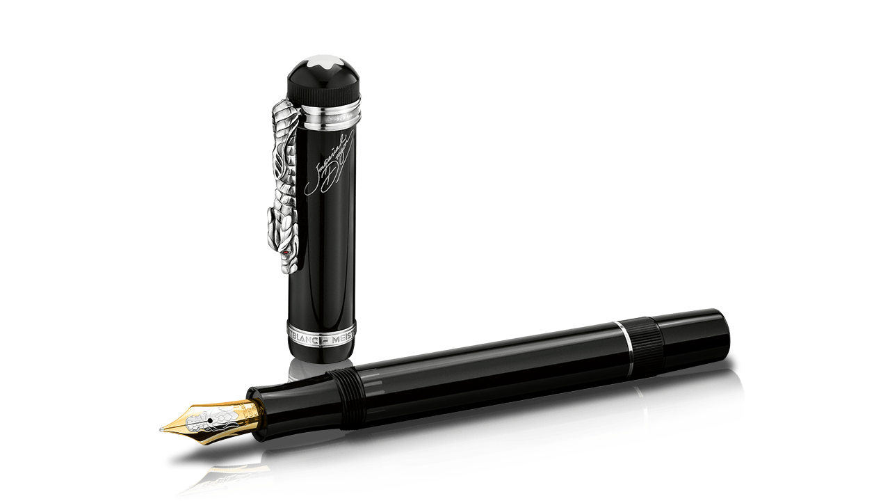 Montblanc - Imperial Dragon - Limited - Fountain Pen