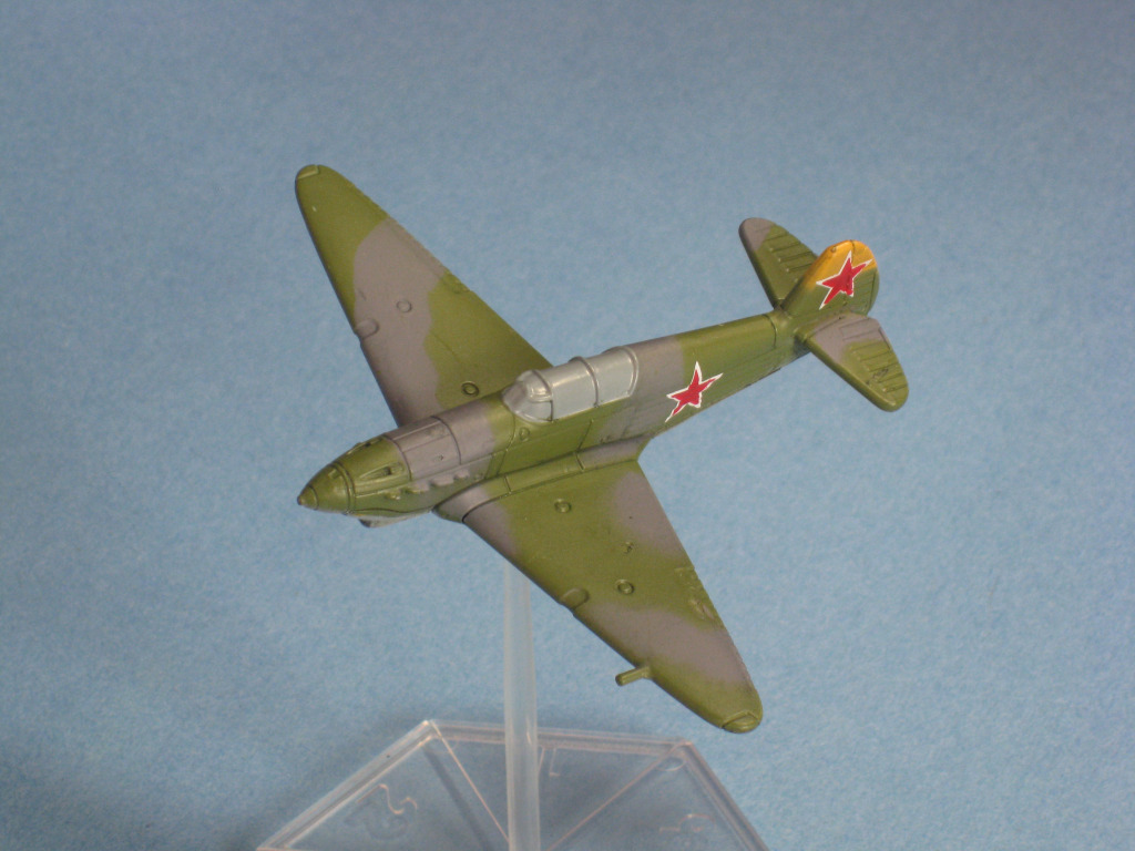 Axis & Allies Air Force - Guards Yak-I