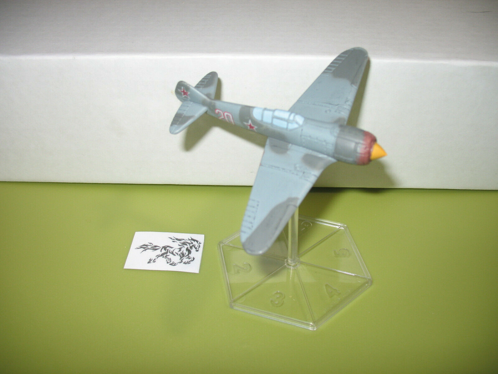 Axis & Allies Air Force - La-5FN Ace