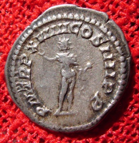 Ancient Coin - Caracalla - Denarius