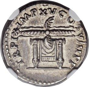 Ancient Coin - Titus - Denarius