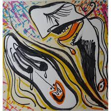 Dali Print - Angosia Eterosessual