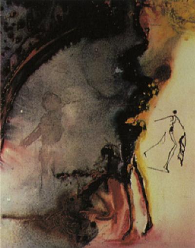 Dali Print - Tauromachie #3