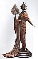 Erte Sculpture - Aphrodite