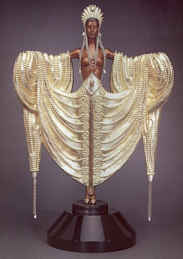 Erte Sculpture - Radiance