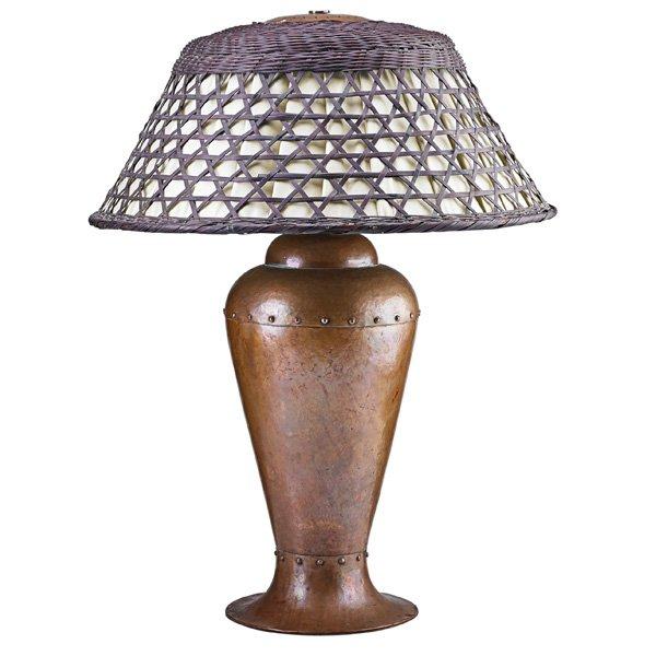 Gustav Stickley - Lamp