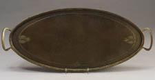Roycroft - Oval Tray