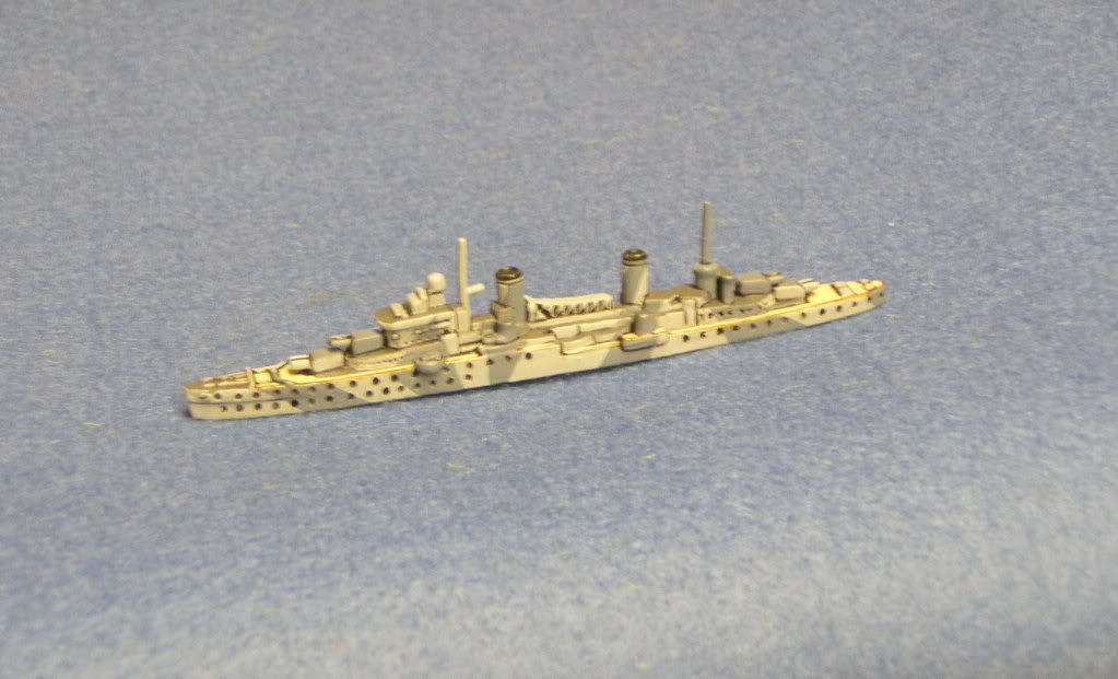 Axis /& Allies War At Sea HMAS Sydney