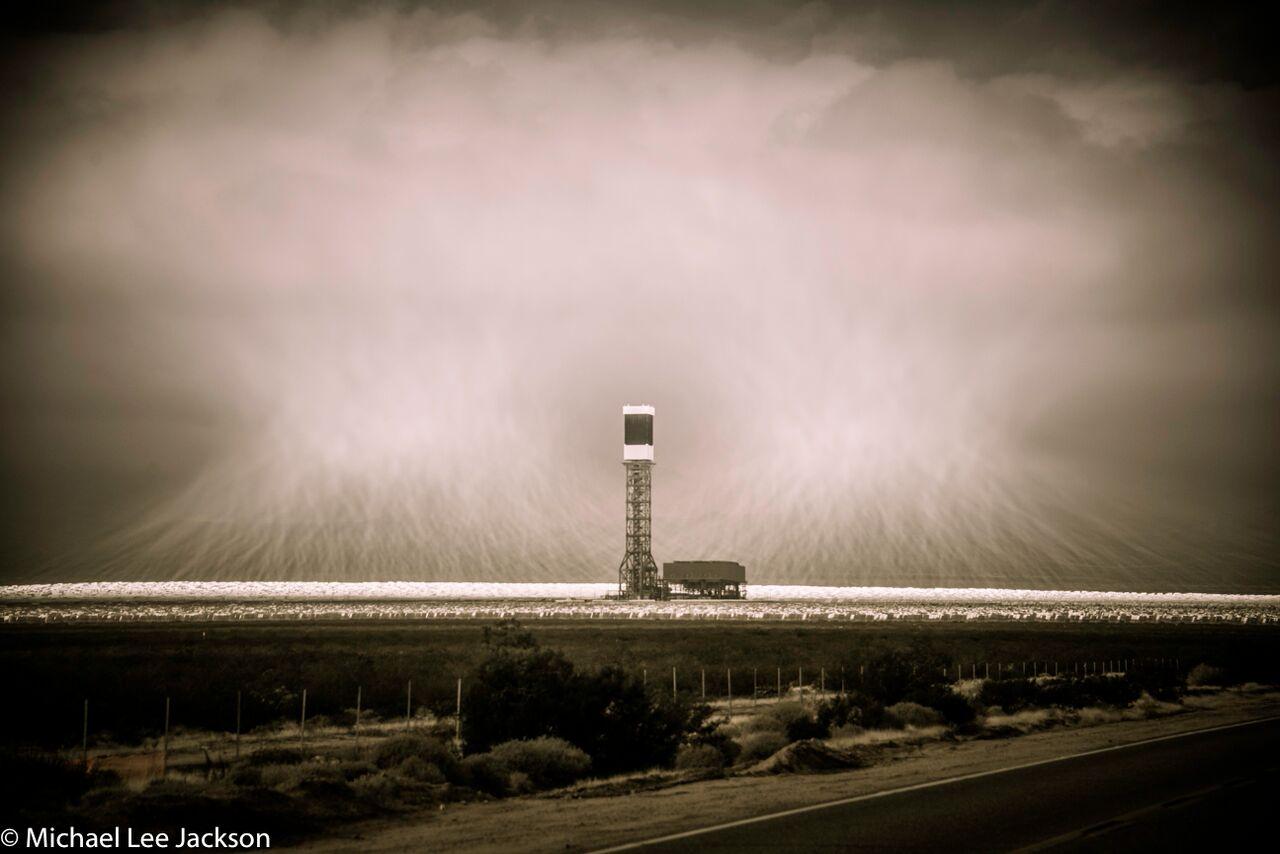 Michael Lee Jackson - 2016 - Solar Farm