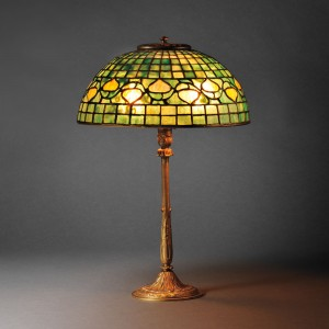 Lamp - Tiffany - Acorn Shade