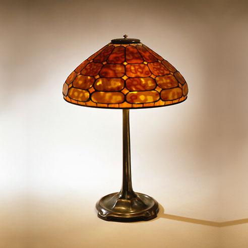 Lamp - Tiffany - Colonial Shade