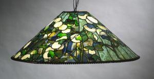 Lamp - Tiffany - Hydrangea Shade